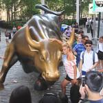New York en vidéo : le taureau de Wall Street