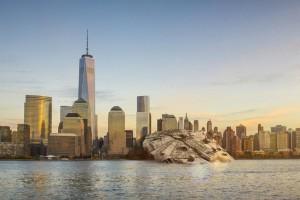 La Guerre des étoiles à New York