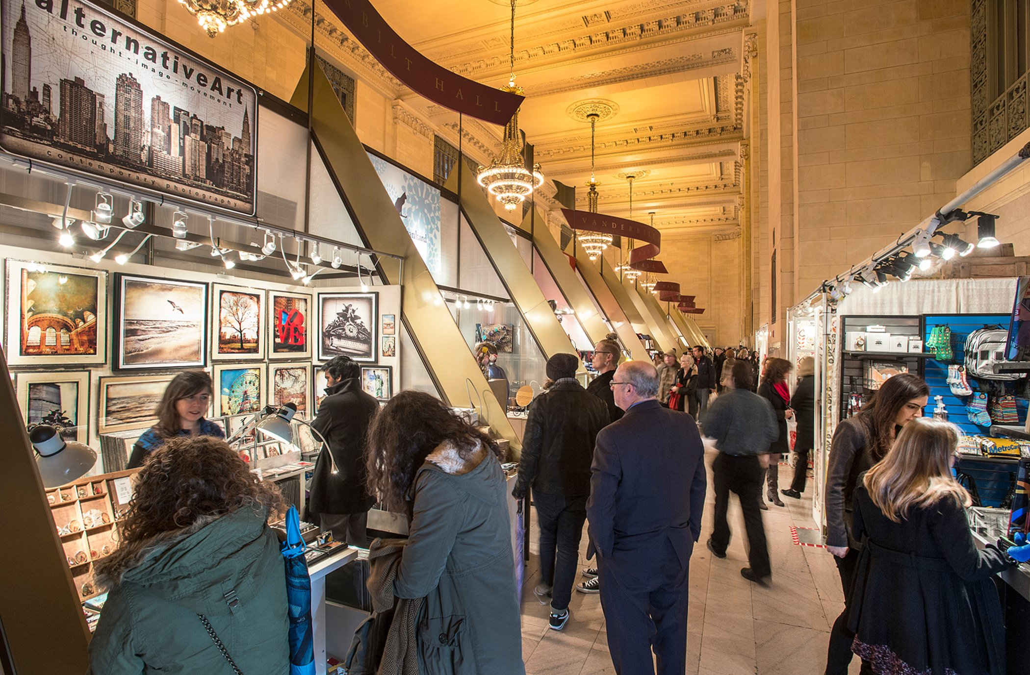 marché Noël Grand Central