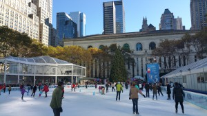 patinoire bryant park