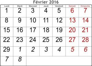 L'année 2016 compte 366 jours !