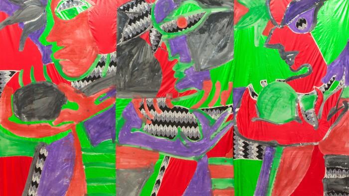 tableau au MoMA de New York