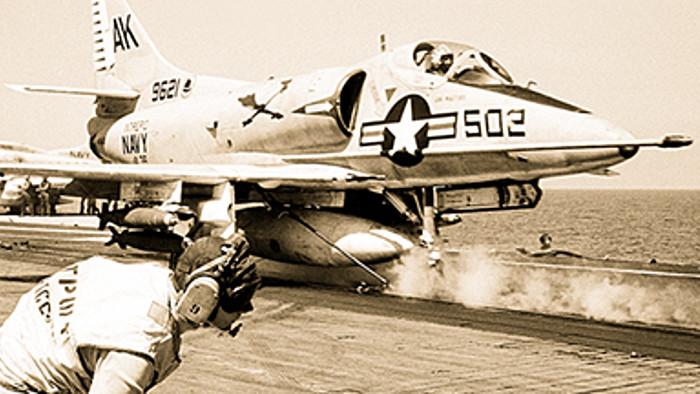Intrepid Sea, Air & Space Museum guerre du Vietnam