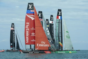 Louis Vuitton America's Cup World