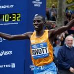 Le marathon de New York fait sa première exposition