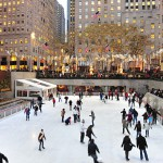 Où faire du patin à glace à New York ?