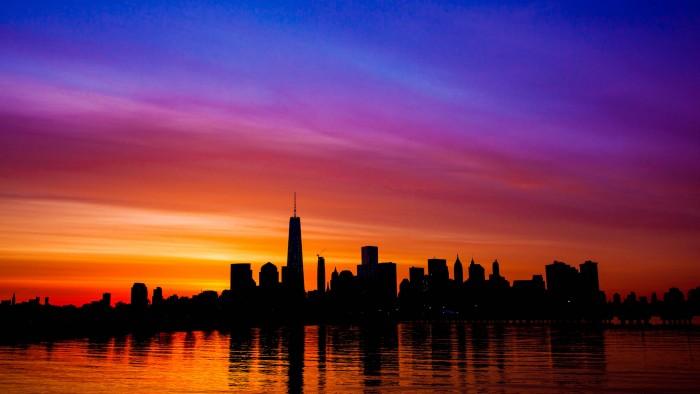 Photo de la Skyline de New York