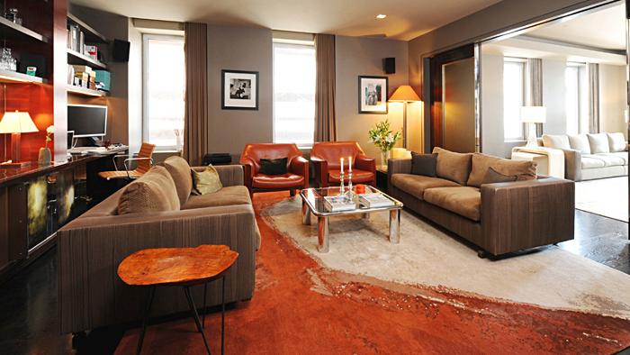 Deux appartements vendre dans l 39 immeuble de david bowie - Appartement a vendre a new york ...