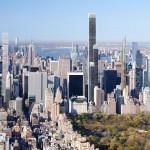 La Nordstrom Tower s'élève dans le ciel de New York