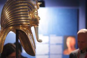Rencontrez le pharaon Toutânkhamon à New York