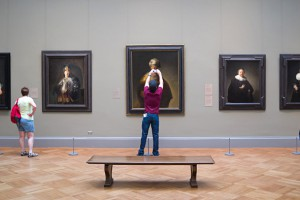 Le Metropolitan Museum of Art en jouant