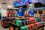 NBA Store, le temple du basket-ball à New York