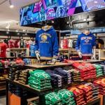 Le nouveau NBA Store a ouvert ses portes à New York