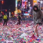 Vidéo : le Nouvel An 2015 à New York