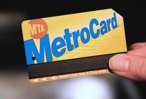 Une MetroCard de New York
