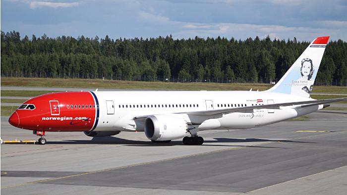 Norwegian Boeing 787-800 Dreamliner