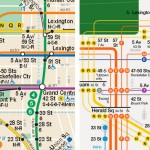 Vers un plan du métro de New York plus simple ?