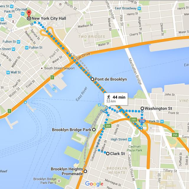 Les 5 Plus Belles Promenades New York
