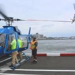 La mairie de New York limite les survols en hélicoptère