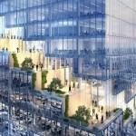 Un building géant pousse à l'entrée de la High Line