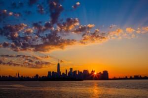 5 endroits pour voir le lever du soleil à New York