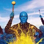 Découvrez la folie du Blue Man Group à New York