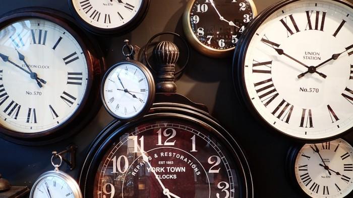 Si vous êtes à New York, avancez votre montre d'une heure !