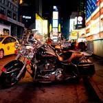 Vidéo : défilé de Harley Davidson à New York