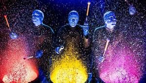 Un show haut en couleurs !