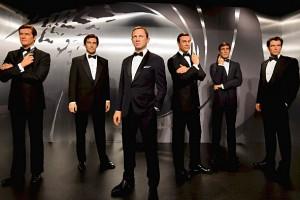 James Bond en mission à New York