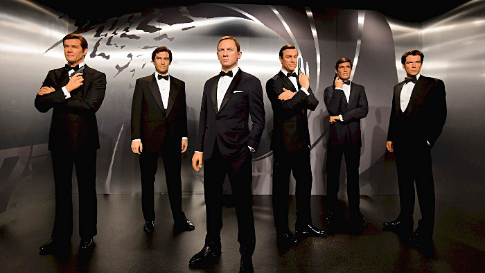 Les 6 agents 007 sont à New York !