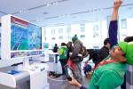 La folle boutique de Nintendo à New York