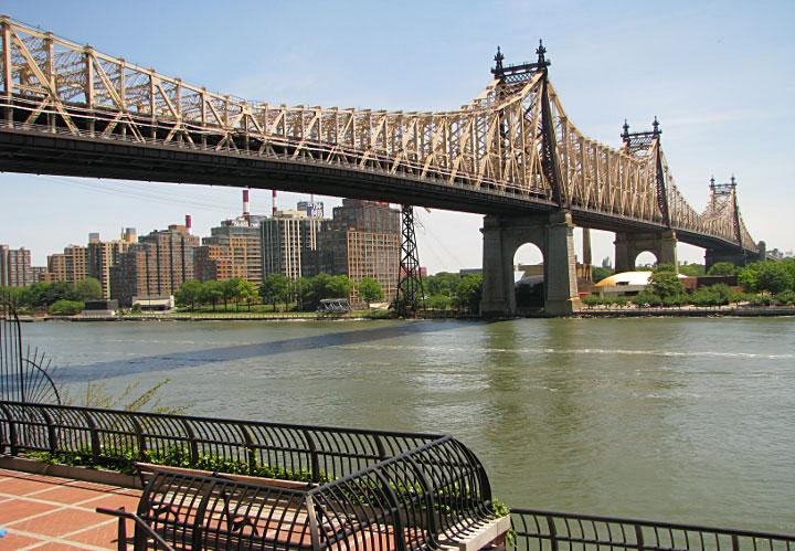 Le Queensboro Bridge aujourd'hui.