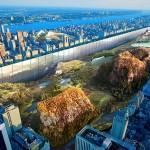 New York : un projet futuriste pour rénover Central Park