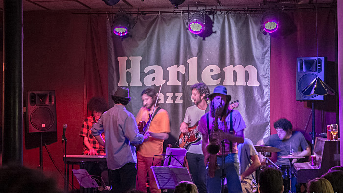 Rendez-vous dans un club de jazz de Harlem. (Photo DR)