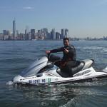 J'ai testé pour vous… le jet ski à New York