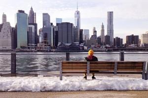 New York attend de nouveau la neige