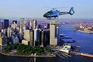 Tours en hélicoptère à New York : nouvelles règles et conséquences