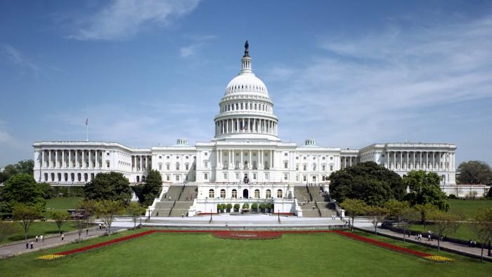 Le Capitole, siège du Parlement américain à Washington.
