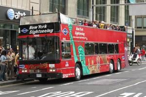 Un pass de bus qui permet aussi de visiter New York