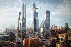 Un nouveau quartier sort de terre à New York
