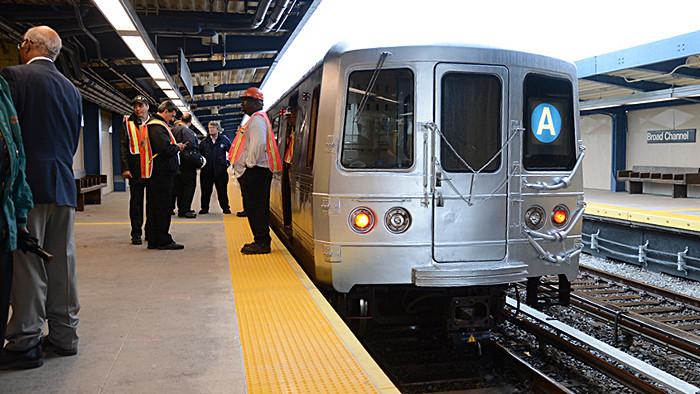 métro new york