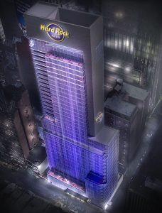 Hard Rock Hotel New York