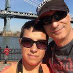 Vidéo : le premier jour à New York d'Amélie et Bertrand