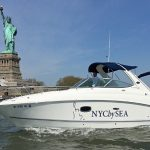 Une nouvelle croisière en yacht à New York