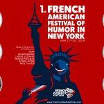 New York à l'heure du 1er festival francophone du rire