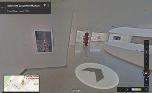 Parcourez le musée comme si vous y étiez ! (Photo Google)