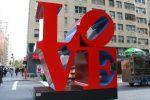 Love et Hope, deux sculptures à voir à New York