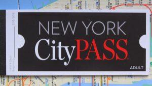 Le célèbre New York City Pass.