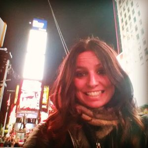 selfie times square new york